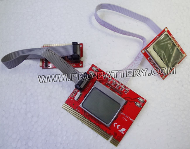 Laptop Desktop PC PCI PCI-E slot Diagnostic Analyzer Post Card Test mainboard