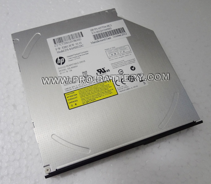 CD DVD RW Drive Burner DS-8A9SH for Dell Inspiron N5110 N5520 M5110