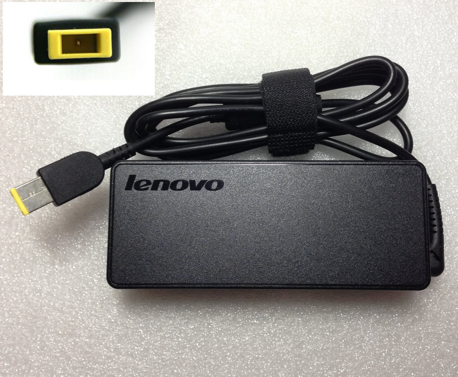 Genuine 90W Lenovo ThinkPad X1 Carbon 3443 CTO Ultrabook AC Adapter Power Supply Charger