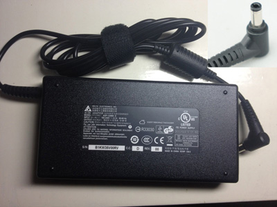 Original 120W MSI GS70 Laptop ADP-120MH D AC Power Adapter Charger with Cord