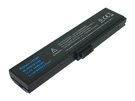 Battery for ASUS M9 W7 Series 4400mAh