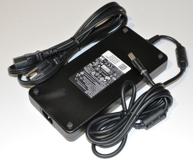 Original Dell Alienware M18x 19.5V 12.3A 240W Slim AC Power Adapter Charger