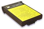 Battery for IBM ThinkPad i1400 i1418 i1420 i1500 02K663