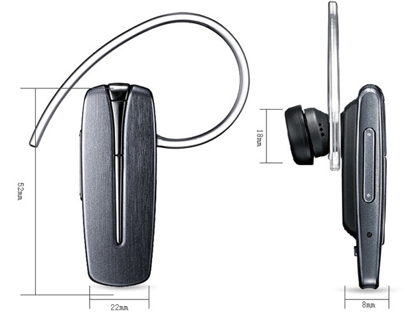 GENUINE Samsung Universal Wireless Music Streaming Bluetooth Headset HM1900