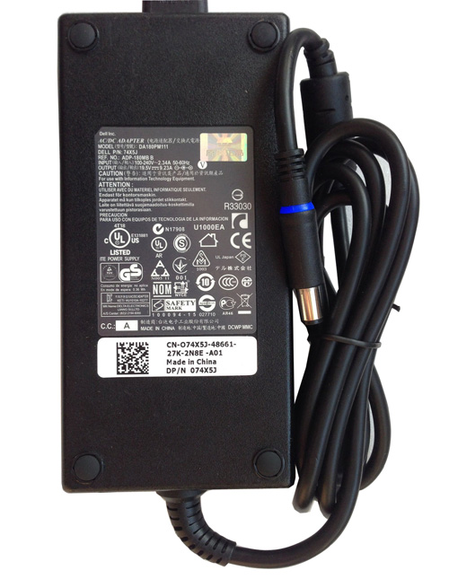 Original 19.5V  9.23A 180W AC Adapter Charger for Dell ADP-180MB B FA180PM111