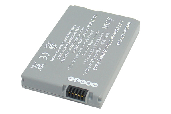 Battery for CANON BP-208, BP-208DG Elural 100, HR10, IXY DV S1, iVIS DC22 Camcorder Battery