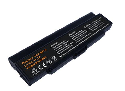 Battery For SONY VGP-BPS9/B BPS9 VAIO VGN-SZ94US VGN-SZ95US